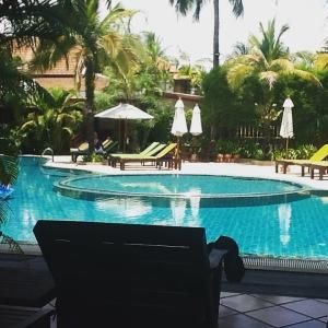 Pool access anyone?
